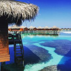 Water Bungalow Anantara Veli Resort Maldives