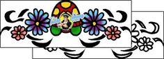 Turtle Tattoo plant-life-flowers-tattoos-pablo-paola-ppf-02923