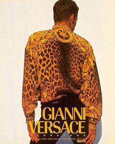 Awesome 80s Glam Jacket/Shirt … Gianni Versace … S: Zimbio … #80sglam #80sversace #gianniversace #gianniversacesignature #vogue #voguemagazine #80svogue #neontalk #glamfashion #malefashion #glamour #glam #80sjacket #80srococo #80sfashion #80smalefashion #80slove #80tal #80sculture #80sstyle #80s #eighties #80sshirt #80stexture #80spattern