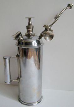 Bizarre Hemorrhoid Brazer Vintage Medical Tool Atomizer 1920s. $220.00, via Etsy. (OUCH!!)