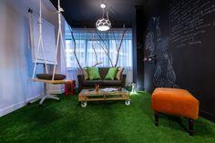 Inside Bikhir.ma's Moroccan Offices / Identity Design - Office Snapshots