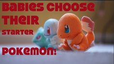 Babies Choose Their Pokémon Starter (x-post r/unknownvideos) #gaming #games #gamer #videogames #videogame #anime #video #Funny #xbox #nintendo #TVGM #surprise