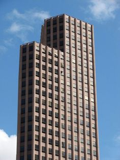 Downtown Houston building