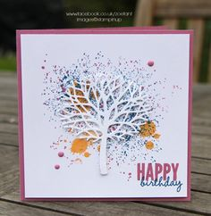 Independent UK Stampin' Up!® Demonstrator seller of paper craft supplies shares tips and ideas