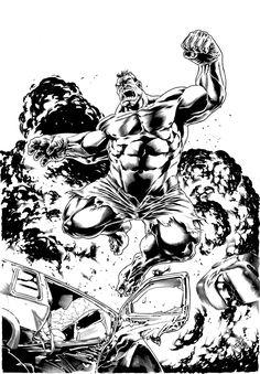 The Hulk (Walter Trono 2015)