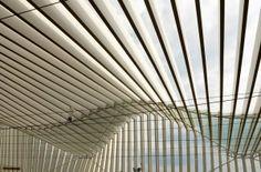 L'archistazione è pronta: inaugurata la stazione progettata da Calatrava