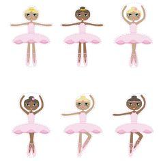 Prikker Ballerina Beauty's