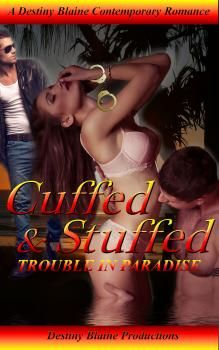 She doesn't like frills and lace. Handcuffs and spankings are a different story  http://www.bookstrand.com/cuffed-and-stuffed-0
