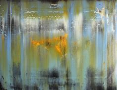"""Saatchi Online Artist: Harry Moody; Oil 2013 Painting """"edition blue # 12/12"""""""