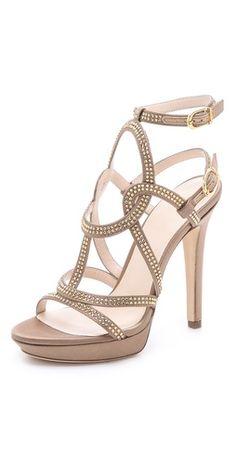 Versace Strappy Sandals
