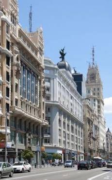 Tryp Madrid Cibeles Hotel   Mesonero Romanos, 13 28004   Hotels   Time Out Madrid