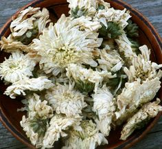 CHRYSANTHEMUM FLOWERS Certified Organic for Protection, Warding Against Wrath and the Evil Eye, Banishing. $4.95, via Etsy.