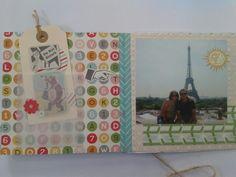 Álbum París. Colección Travel Girl de October Afternoon