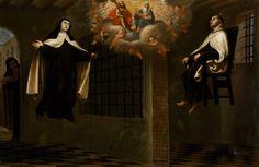 Santa Teresa y San Juan de la Cruz, protagonistas de la pieza del mes en el Museo | salamanca24horas