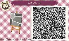 Animal Crossing QR Codes ❤ — acnlpaths: Credit