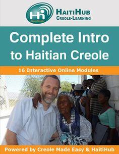 Haitian Creole to English and back to Creole! | Haiti Hub