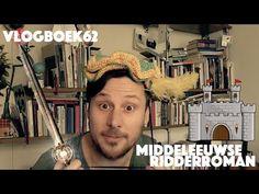 Vlogboek62 - Literatuurgeschiedenis / Middeleeuwen: ridderroman - YouTube