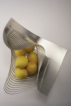 ♂ Unique product design Shredded bowl, Ane Christensen