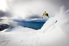 Dette bildet av Daniel Josefsen er tatt i Narvik. Foto: Clas Hammari Kristensen