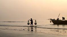 """The Day Break"" by Sanjiban Ghosh"