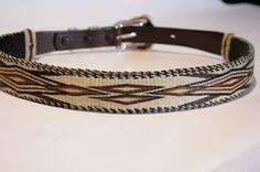 Horse Hair Braiding, Horsehair, Leather Belts, Bracelet Patterns, Tack, Braids, Bronze, Organic, Horses