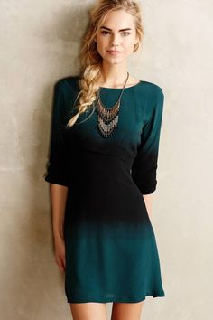 Chloe Oliver Berry Hill Dress #anthrofave