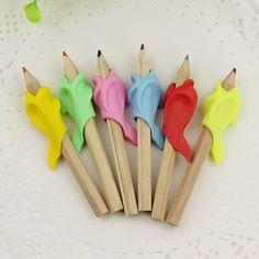 5 개 학습 파트너 어린이 학생 문구 연필 들고 연습 해 장치 보정 펜 자세를 그립