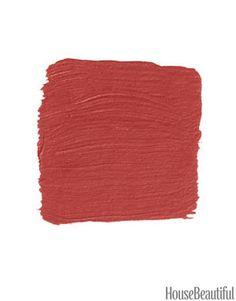 Ben Moore - Moroccan Red 1309