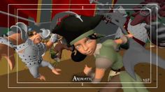Making of Pirate 101, Making of Pirate 101 by Clockwork VFX, Making Of Pirate 101, Monolith, Behind the Scenes Pirate 101, Process of making...