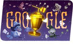 Participe do jogo de Halloween: Campeonato Mundial de Doces de 2015! #GoogleDoodle