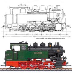 Lego Track, Train Drawing, Lego Projects, Steam Locomotive, Model Trains, Legos, Automobile, Scale, Floor Plans