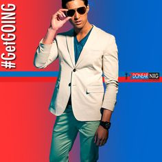 Go out there and get noticed with Donear NXG  #Style #Fashion #men