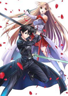 Asuna x Kirito <3