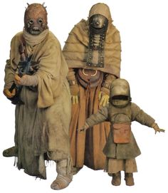The Sand People