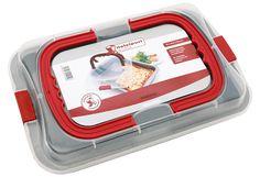 Iloleipuri kakkuvuoka ja kansi kantokahvalla 36 X 23 cm - Prisma verkkokauppa X 23, Nintendo Consoles, Baking, Bakken, Backen, Sweets, Pastries, Roast