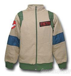 Ghostbusters Venkman Costume Jacket