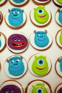 monster university cookies