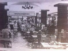 The Friars Kitchen - Grosvenor Center - my first Saturday Job was here