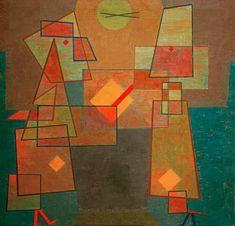 Paul Klee - Disput,