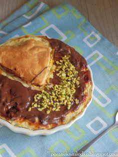 sernik, dyniowy sernik, sernik piernikowy, piernik, przyprawa do piernika, herbaria, dynia, ciasto z dynią, piernik dyniowy, pistacje surowe, ciasto z czekoladą, ciasto francuskie