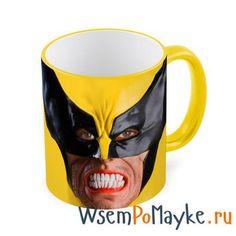 Кружка 3D Желтый человек в маске купить в интернет магазине WsemPoMayke.Ru http://wsempomayke.ru/product/mug_fullprint/1046044  Доставка по России курьером или почтой, оплата при получении. Посмотреть размеры и цену > http://wsempomayke.ru/product/mug_fullprint/1046044