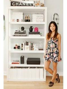 Tour Style Blogger Frances Kwon's Apartment | TeenVogue.com