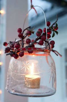 HomelySmart | 10 Warm Outdoor Lighting Ideas For A Magical Christmas