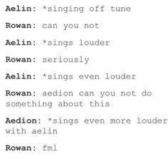 Just some jokes for people who've read ACOTAR, ACOMAF and the Throne … #random Random #amreading #books #wattpad