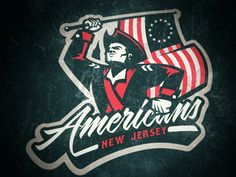 New Jersey Americans concept