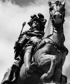 Statue of  D. José I, Lisbon