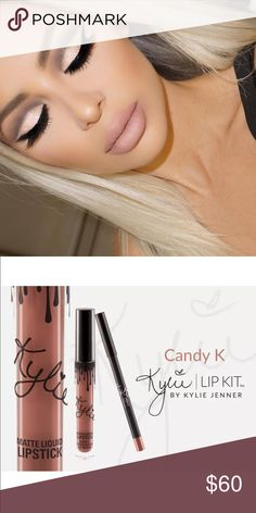 Candy K by Kylie cosmetics  Candy K ! Kylie Cosmetics Makeup Lip Liner