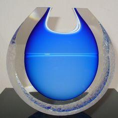 vase | czech glass | Pavel Havelka