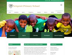 Dynamic Website Design >>  Nelspruit Primary School www.nelspruitprimary.co.za  CREATED BY DESIGN SO FINE