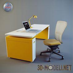 Набор офисной мебели «MAPLE»